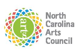 logo for the North Carolina Arts Council
