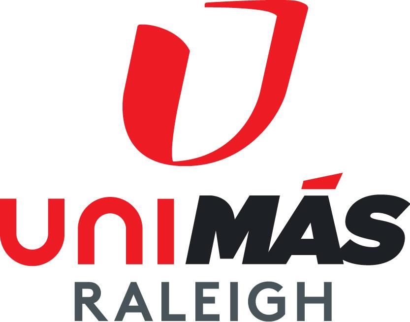 logo for Unimás Raleigh