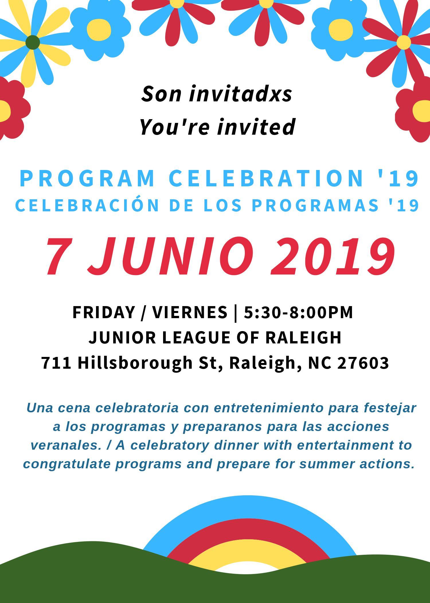 Graduation ceremony info